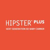 HIPSTER PLUS ヒップスタープラス 次世代3Dベビーキャリー