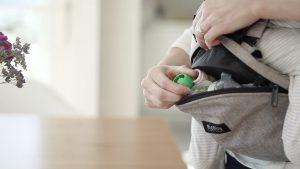 MiaMily HIPSTER PLUS 3D baby carry ミアミリー ヒップスタープラス 次世代3Dベビーキャリー