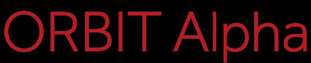 Logo-ORBIT-Alpha